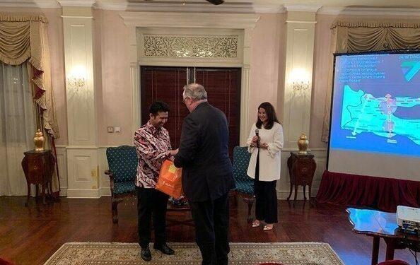 28/01/19 - DBN | Surabaya networking event