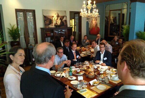 05/09/19 - DBN Sponsor Breakfast | Meet the new Dutch Ambassador | Lambert Grijns