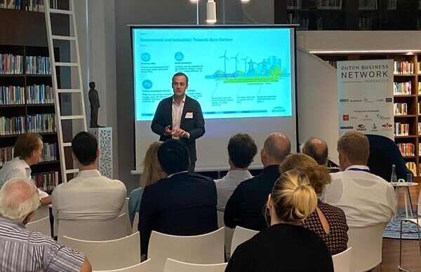 03/12/19 - Dutch Business Breakfast | Renewable Energy and its challenges in Indonesia | ENGIE