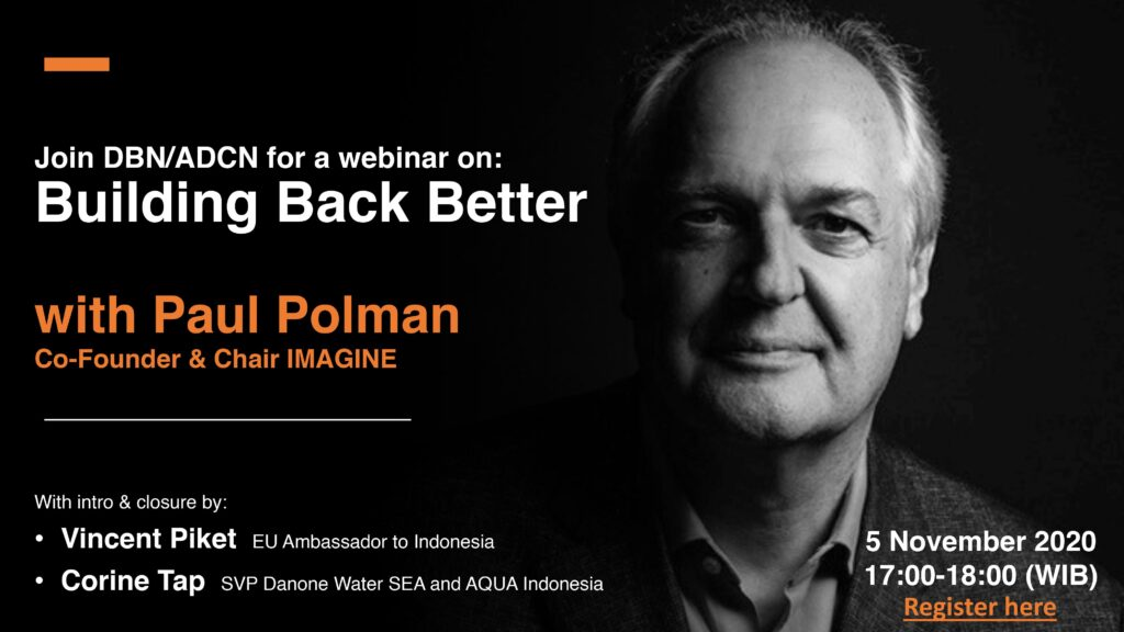 5/11/20 - DBN/ADCN Webinar: Building Back Better