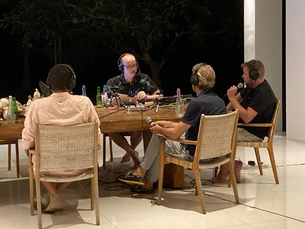 10/12/20 - DBN Draait Door Bali